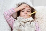 نشانه مهم ابتلای کودکان به کرونا