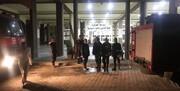 انفجار مهیب در بیمارستانی در عراق ۲۷ کشته برجای گذاشت