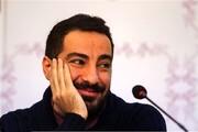 تبریک تولد عاشقانه نوید محمدزاده برای فرشته حسینی / فیلم