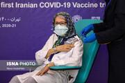 اثربخشی واکسن «برکت» روی کرونای انگلیسی و هندی از زبان مینو محرز