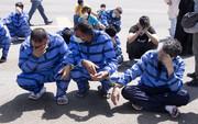 شگردهای عجیب قاچاقچیان برای قاچاق مواد مخدر/ فیلم