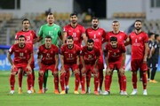رنگ پیراهن پرسپولیس و الوحده امارات مشخص شد