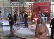 ابراز همدردی وزارت خارجه ایران با قربانیان حادثه بیمارستان بغداد