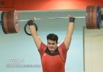 علی داودی سه مدال طلای مسابقات قهرمانی آسیا را از آن خود کرد