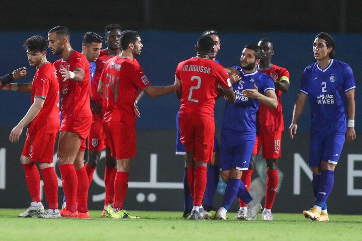 خلاصه دیدار برگشت استقلال و الدحیل قطر در لیگ قهرمانان آسیا / فیلم