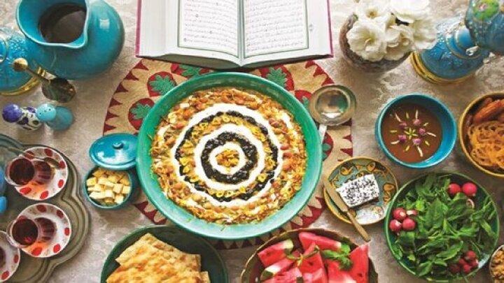 بهبود هضم غذا در ماه رمضان با مصرف این خوراکیها