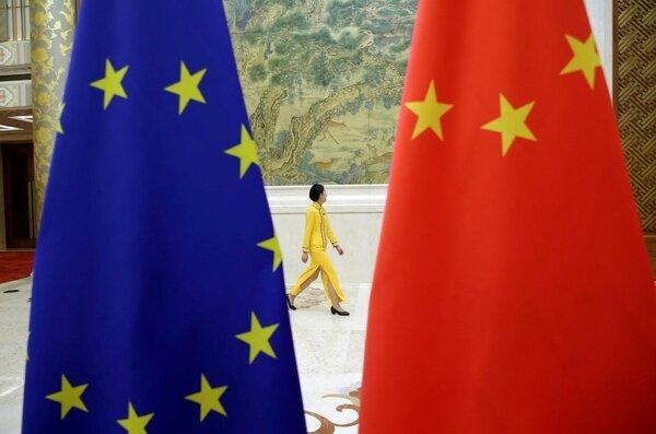 اتحادیه اروپا، چین را متهم به زیر سوال بردن صلح کرد