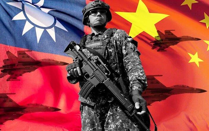 تصمیم تایوان برای بسیج نیروهایش به منظور مقابله با چین