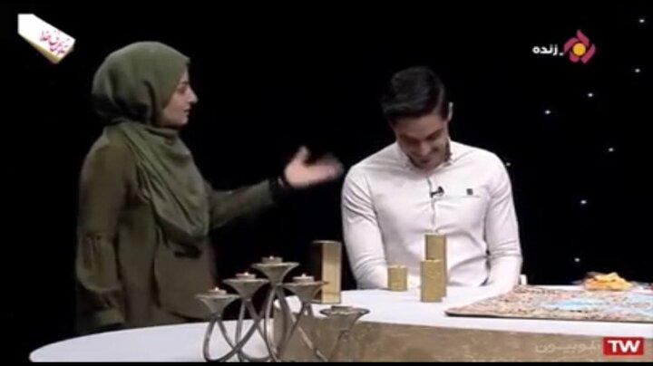 شوکه شدن مادر بازیکن ملیپوش از شنیدن اعتیاد پسرش به مواد مخدر در برنامه زنده تلویزیونی / فیلم