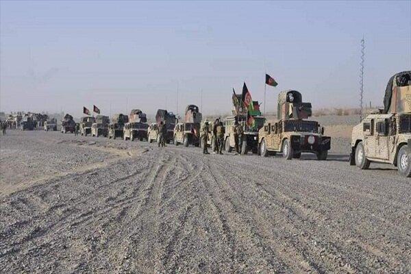 کشته شدن ۶۴ نفر از اعضای طالبان در افغانستان