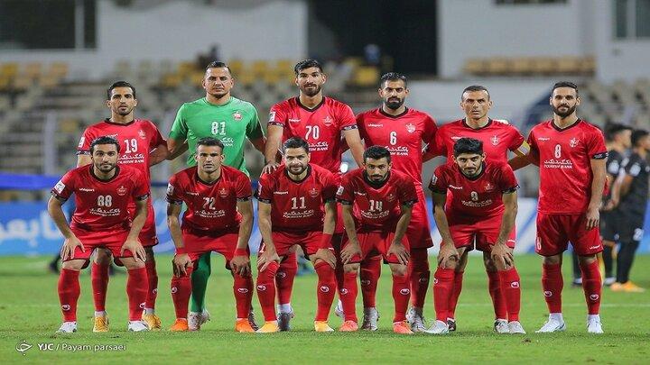 ترکیب احتمالی پرسپولیس برابر الوحده امارات اعلام شد