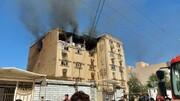 انفجار هولناک منزل مسکونی در جهرم / ۳ نفر کشته شدند + عکس