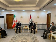 وزرای خارجه ایران و عراق دیدار کردند