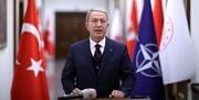 وزیر دفاع ترکیه اظهارات بایدن درباره ارامنه را به شدت محکوم کرد