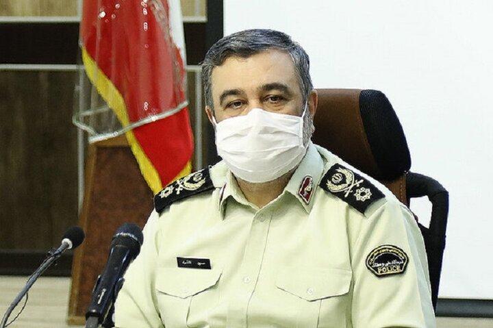 آمادگی کامل نیروی انتظامی برای تامین امنیت انتخابات