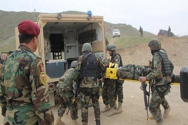 کشته شدن ۱۱۲ نیروی دولتی افغانستان تنها در ۱۲ روز