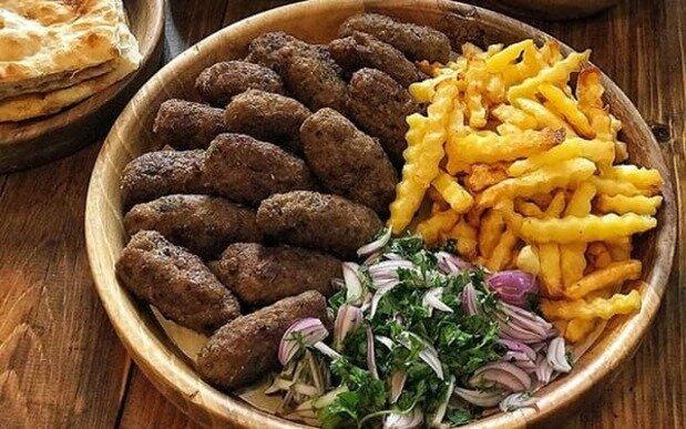 کباب لقمه خانگی خوشمزه و لذیذ + طرز تهیه