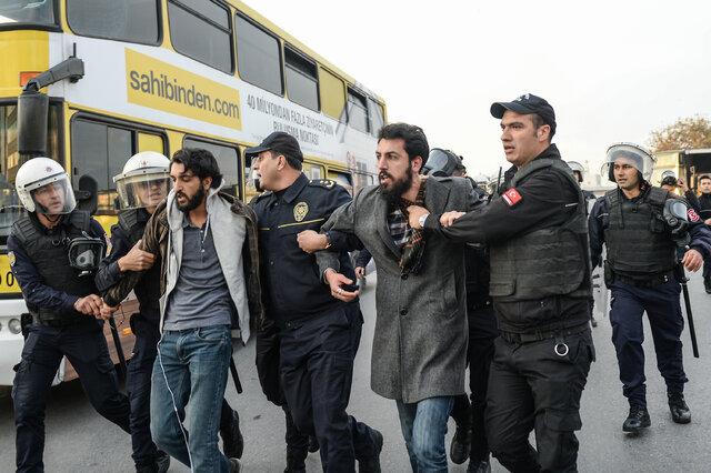 صدور قرار بازداشت برای بیش از ۵۰۰ پرسنل نظامی در ترکیه