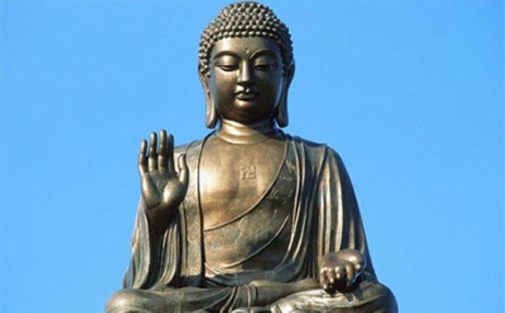توبه کردن جالب بودایی ها با طعم کتک / فیلم