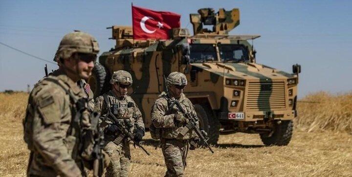 اشغال یک روستا در شمال عراق از سوی نظامیان ترکیه