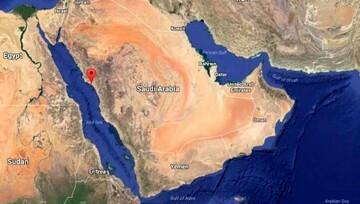 عربستان مدعی انفجار یک قایق انتحاری در بندر ینبع شد