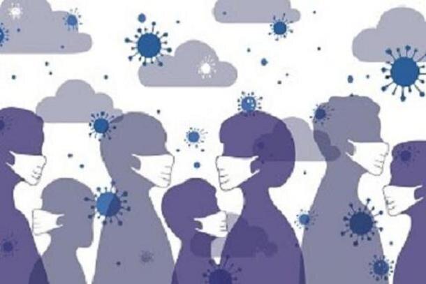 محققان: فاصله گذاری اجتماعی در محیط بسته برای جلوگیری از ابتلا به کرونا موثر نیست!