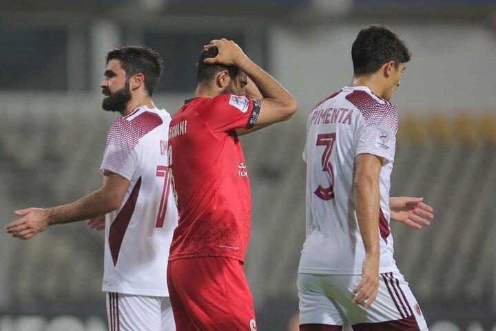 خلاصه دیدار برگشت پرسپولیس و الوحده امارات در لیگ قهرمانان آسیا / فیلم