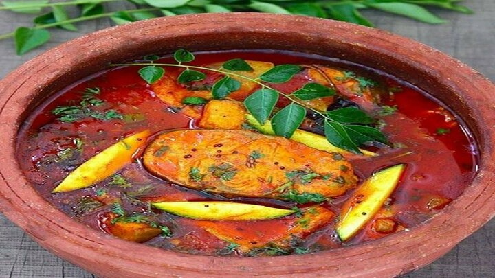 دستور پخت خورشت ماهی بلوچی + مواد لازم