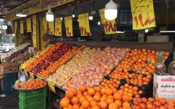 پرتقال ۱۲۰۰۰ تومانی عید، ۴۰۰۰ تومان شد!