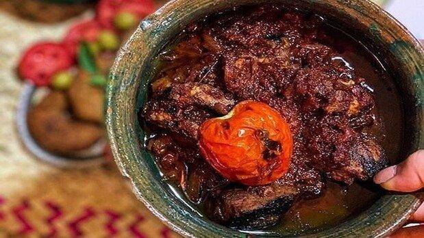 گمج کباب خوشمزه و اصیل گیلانی + طرز تهیه