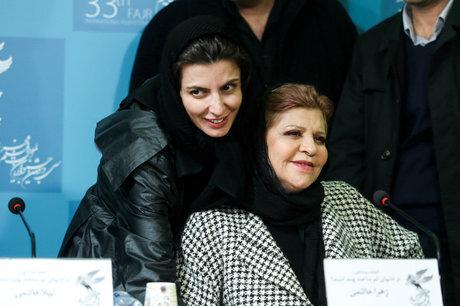 آخرین خبرها از وضعیت جسمی لیلا حاتمی پس از ابتلا به کرونا
