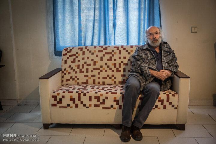 کیانوش عیاری و باران کوثری از بیمارستان مرخص شدند