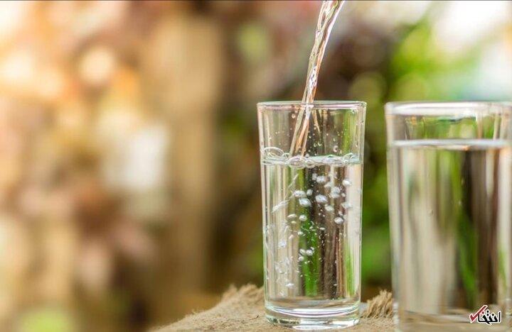 درمان کبد چرب با نوشیدن آب