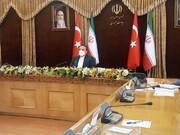 برگزاری نشست کمیسیون مشترک اقتصادی ایران و ترکیه با حضور واعظی