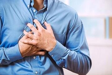 نشانههای سکته قلبی