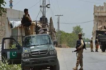کشته شدن یک پلیس در پی انفجار بمب در بلوچستان پاکستان