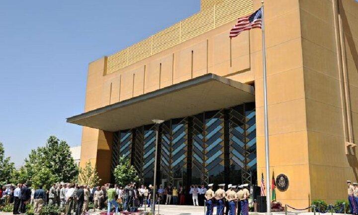 خروج کارمندان سفارت آمریکا در کابل از افغانستان