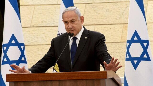 نتانیاهو برای رسیدن به تفاهم با بنی گانتس ۴۸ ساعت وقت خواست