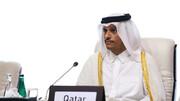 قطر از اظهارات ولیعهد سعودی درباره ایران استقبال کرد