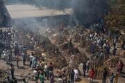 تاخت و تاز کرونا در هند؛ شناسایی ۳۸۰ هزار مبتلای جدید تنها در ۲۴ ساعت