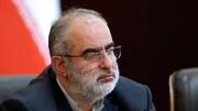توییت حسام الدین آشنا بعد از استعفا از دولت