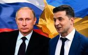 اعلام آمادگی پوتین برای گفتگو با رییس جمهور اوکراین