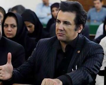 حسام نوابصفوی به خبر تعلیق پروانه وکالتش پاسخ داد / عکس