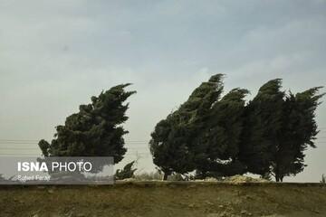گزارش آب و هوا ۹ اردیبهشت ۱۴۰۰ / هشدار درباره وزش باد شدید