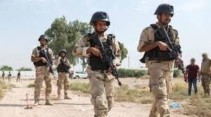 خنثی شدن حمله تروریستی در کرکوک