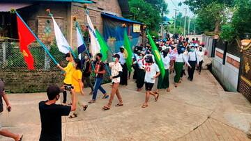 تحریمهای اتحادیه اروپا علیه میانمار تمدید شدند