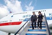 سفر رئیس جمهور کره جنوبی به واشنگتن