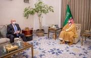 ملاقات بن سلمان با نماینده ویژه آمریکا در یمن