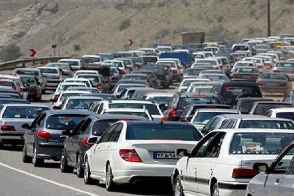 ترافیک روان در محور تهران-شمیرانات