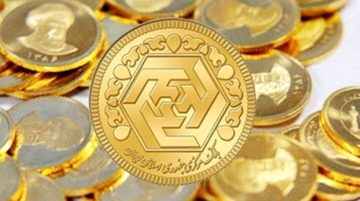 کاهش ۱۰هزار تومانی قیمت سکه   قیمت انواع سکه و طلا جمعه ۱۰ اردیبهشت ۱۴۰۰